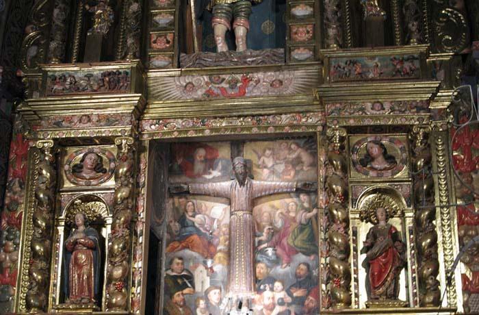Altare San Cristoforo