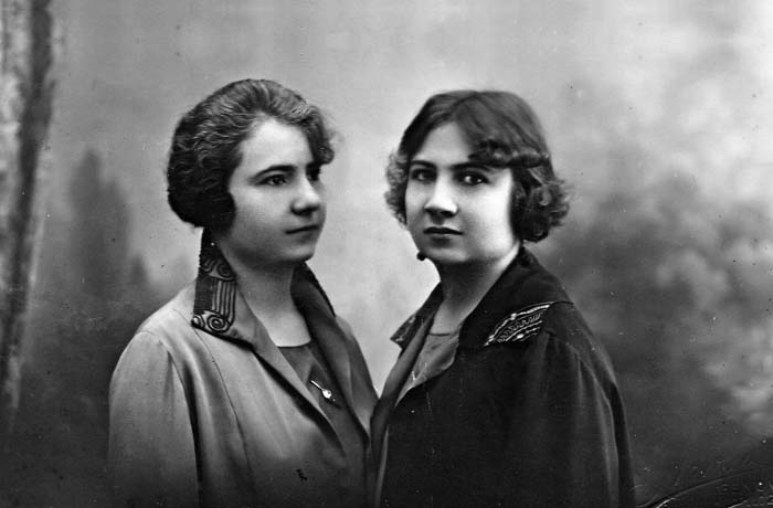 Eleonora e Laura Baget